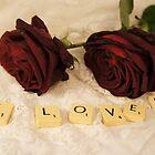 Scrabble love by redhairdangeros