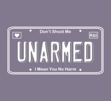 UNARMED (Don't Shoot Me) Kids Clothes