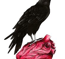 quote the raven: nevermore by neographics
