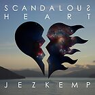 Scandalous Heart artwork (Jez Kemp album) by jezkemp