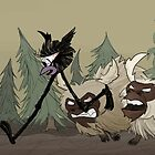 Don't Starve and Don't Die by FoolishMortal