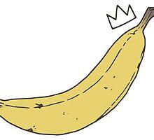 Royal Banana by StinaB