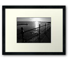 West Kirby Marina Framed Print