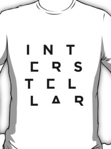 Interstellar T-Shirt