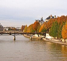 Autumn in Paris by Alex Cassels