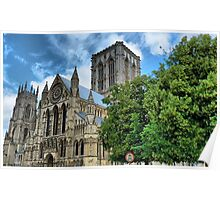 The Minster in High definition Poster