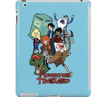 Adventure Time-Lord Number Ten iPad Case/Skin