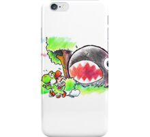 Run Yoshi run iPhone Case/Skin
