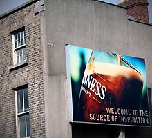 Dublin Billboard by AquaMarina