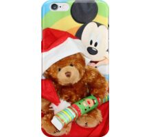 A very colourful Christmas to you iPhone Case/Skin