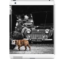 British Classics iPad Case/Skin