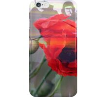 """Lest we forget ""- 158  squadron Lissett  iPhone Case/Skin"