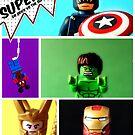 SuperFigs by HRLambert