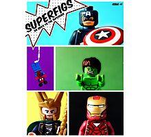 SuperFigs Photographic Print