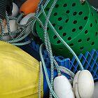 Fishing Gear by oscarcwilliams