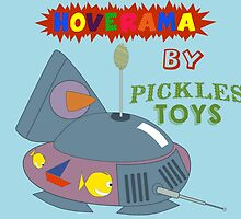 Hoverama by Pickles Toys by bookishkate