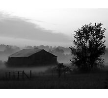 #35  Rural Barn In Tennessee Photographic Print