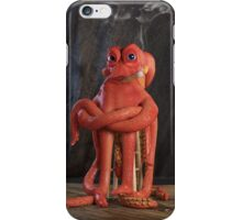 Octopus with Cigar iPhone Case/Skin