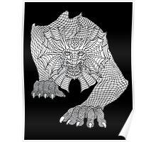 Dragon Crawl Poster