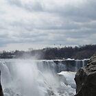 Niagra Falls by Jennifer Standing