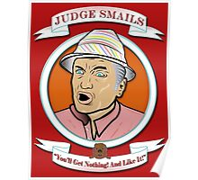 Caddyshack - Judge Smails Poster