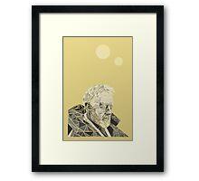 Old Ben Framed Print