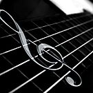 Treble Clef by Mark Ingram Photography