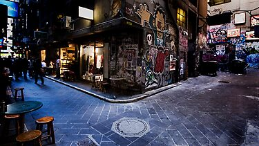 Centre Place, Melbourne by Roberts Birze