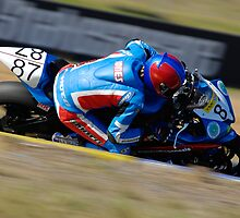 Gareth Jones - Supersport by Brett Whinnen