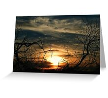 Forever Autumn Greeting Card