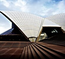 Sydney Opera House  by Martin Pot
