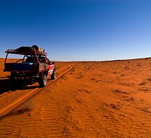 4wd around australia by BigRed