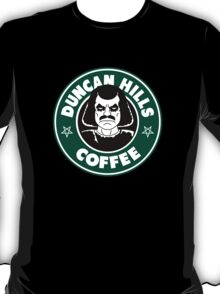Duncan Hills Coffee (Murderface) T-Shirt
