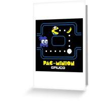 Pac-Minion shirt poster mug iphone 6 case pillow Greeting Card