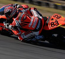 Russell Holland - Superbikes by Brett Whinnen