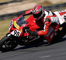 Chris Trounson - Supersport by Brett Whinnen