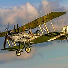 """TVAL R.E.8 Reproduction A3930 ZK-TVC """"HarryTate"""" by Colin Smedley"""