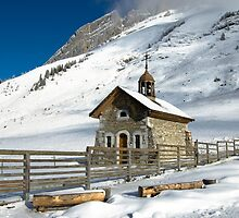 A chapel by mentari