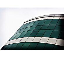 glass corner Photographic Print