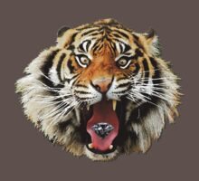 Time of the Month Tiger by 10813Apparel