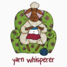 Yarn whisperer by Corrie Kuipers