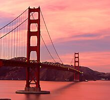 Golden Gate Bridge by Elizabeth Heath