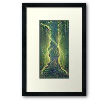 Caduceus Framed Print