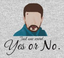 Fargo - Lorne Malvo - Yes or No. by FandomizedRose