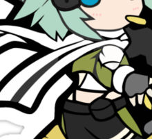 Sinon Chibi Sticker