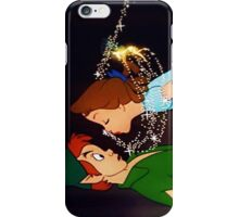 peter and wendy iPhone Case/Skin
