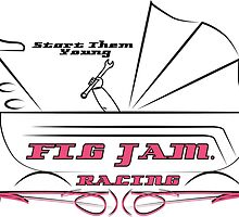 fig jam racing pusher by hake25