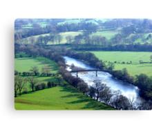 River Lune (1) Canvas Print