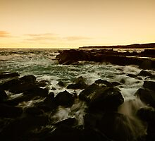 Burwood Rocks 5 by Mark Snelson