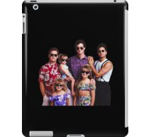 Full House - Thug Life iPad Case/Skin